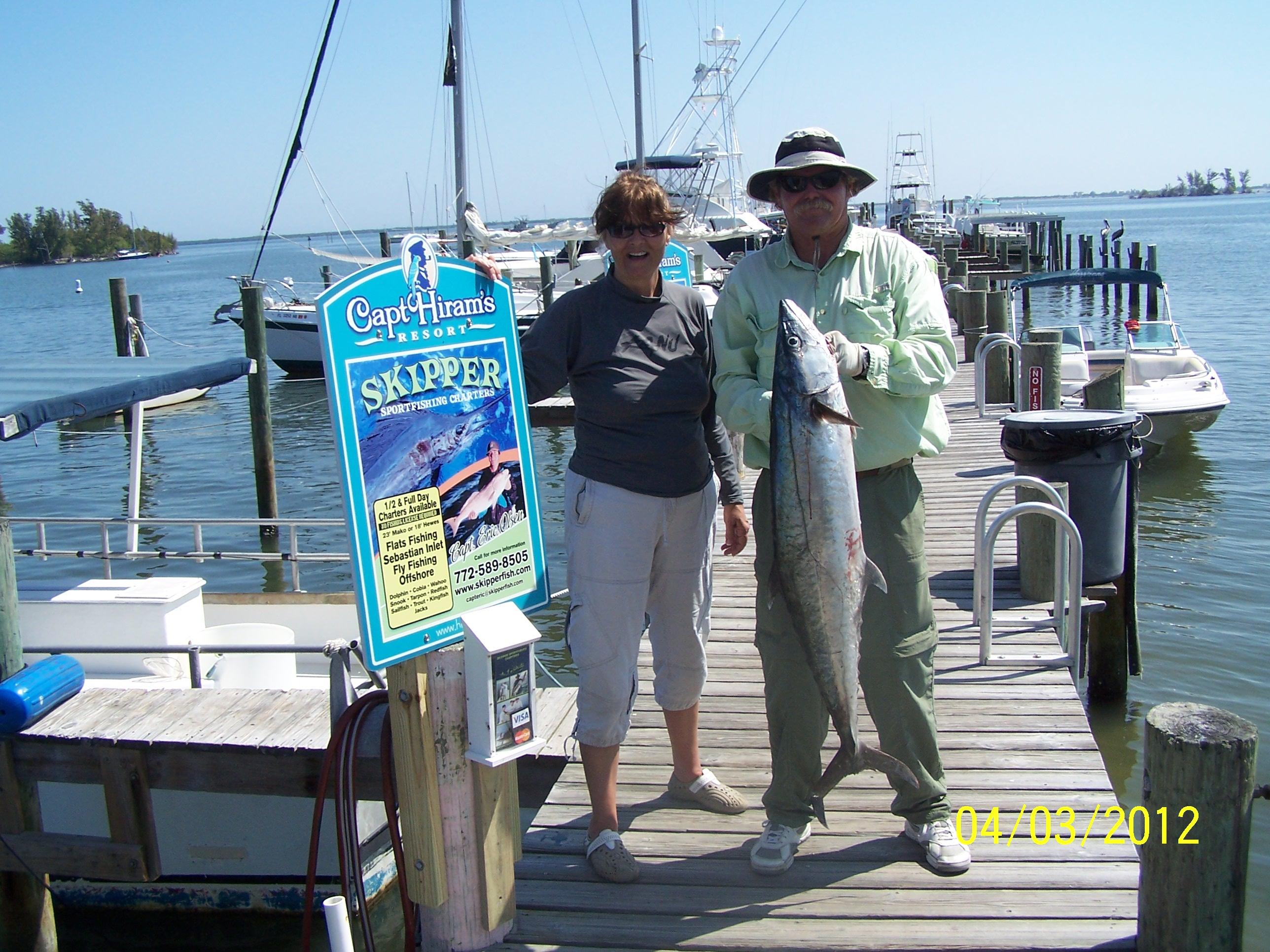 Vero and sebastian area fishing reports for Vero beach fishing report